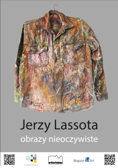 jerzy lassota artysta malarz